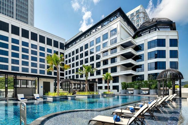 Grand Park City Hall - Singapore - Pool