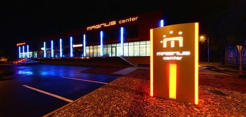 Hotel Magnus - Trenčín - Building