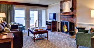 Kingsmill Resort - Williamsburg - Wohnzimmer