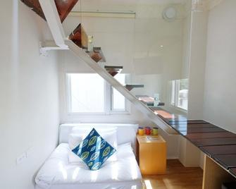 SSS Life Hotel - Tainan - Bedroom