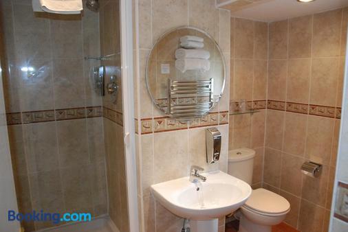 Tudor Lodge - Porthmadog - Bathroom
