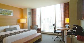 Greektown Casino Hotel - Detroit - Phòng ngủ