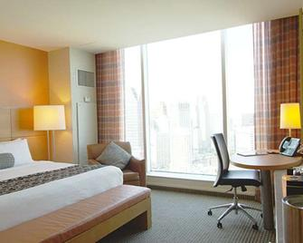 Greektown Casino-Hotel - Detroit - Bedroom