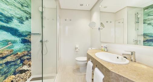 Globales Pionero - Khu nghỉ mát Santa Ponsa - Phòng tắm
