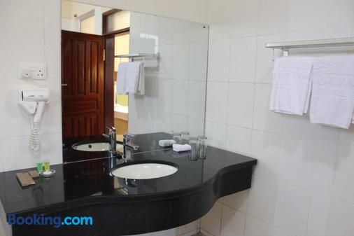 昌巴谷異國酒店 - 路沙卡 - 盧薩卡 - 浴室