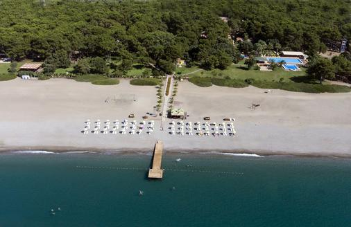 Denizati Holiday Village - Gümüldür Cumhuriyet - Beach