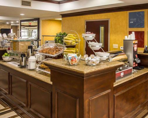 Quality Suites Nyc Gateway - North Bergen - Buffet