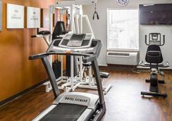 Quality Suites Nyc Gateway - North Bergen - Gym