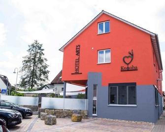 Hotel Arts - Sankt Leon Rot - Edificio