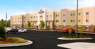 Candlewood Suites Oklahoma City - Bricktown - Oklahoma City - Building
