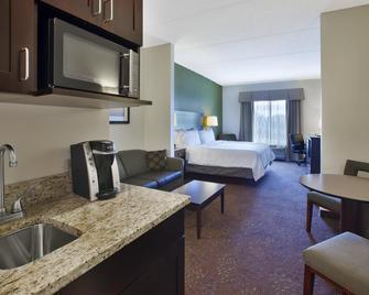 Holiday Inn Express & Suites Geneva Finger Lakes - Geneva - Camera da letto