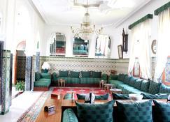 Riad Dar Achaach - Tétouan - Lounge