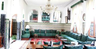 Riad Dar Achaach - Tetuán - Lounge