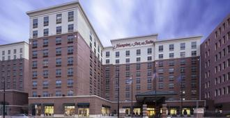 Hampton Inn & Suites Oklahoma City-Bricktown - Oklahoma City - Building
