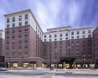 Hampton Inn & Suites Oklahoma City-Bricktown - Оклахома Сити - Здание