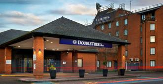 DoubleTree by Hilton Manchester Airport - Manchester - Building