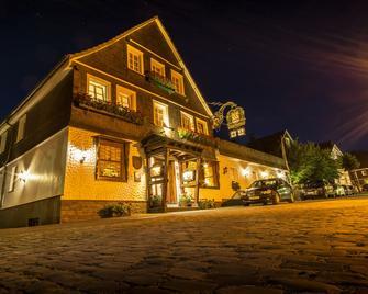 Hotel - Restaurant Feste Neustadt - Bergneustadt - Gebouw