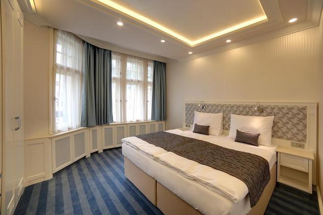 大西洋皇宮豪華水療酒店 - 卡羅維瓦立 - 卡羅維發利 - 臥室