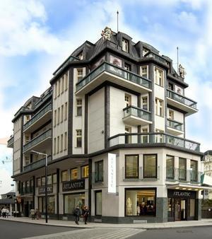Boutique Hotel Atlantic Palace - Κάρλοβυ Βάρυ - Κτίριο