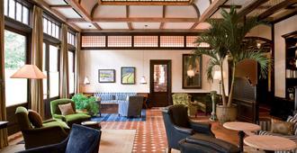 The Greenwich Hotel - New York - Salon