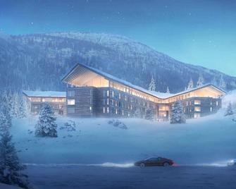 Fyri Resort Hemsedal - Хемседал - Building