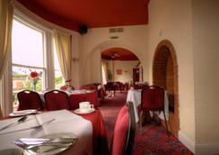 The Dickens Bar & Inn - Scarborough - Ravintola