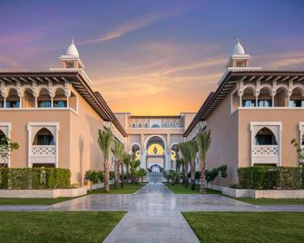 Rixos Premium Saadiyat Island - Abu Dhabi - Building