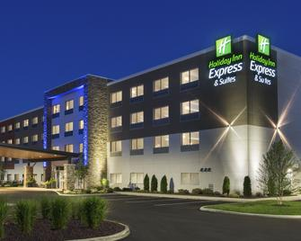 Holiday Inn Express & Suites Medina - Medina - Gebäude