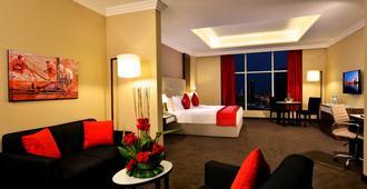 スイス ベルホテル セエフ バーレーン - マナーマ - 寝室