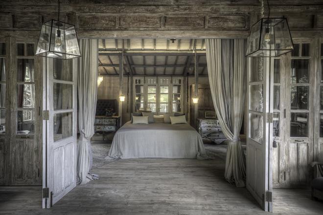 巴曲斯別墅酒店 - 金巴蘭 - 烏魯瓦圖 - 臥室