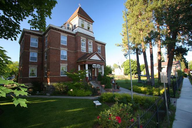 The Roosevelt Inn & Spa - Coeur d'Alene - Building