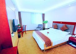 Days Inn by Wyndham City Centre Xian - Xi'an - Makuuhuone
