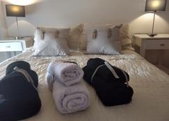 拉普拉塔 48 號飯店 - 拉普拉塔 - 臥室