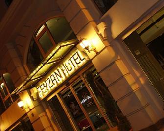 Feyzan Hotel - Çorum - Building