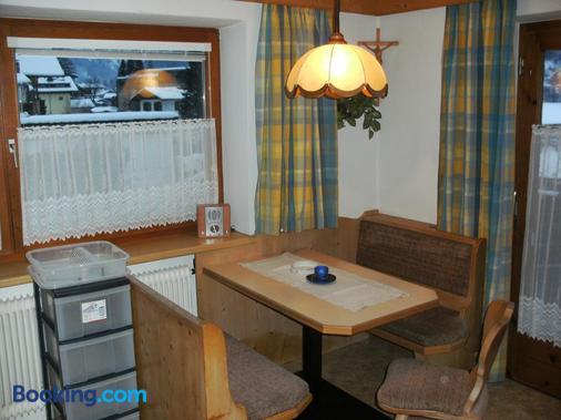 Acherkogelblick - Oetz - Dining room