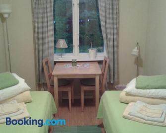Lilla Hotellet Västervik - Västervik - Bedroom