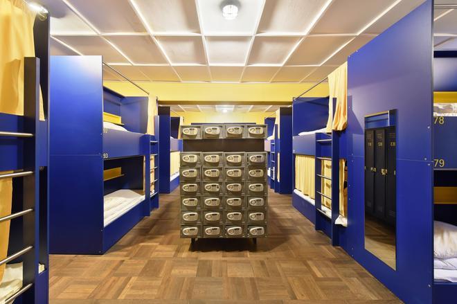 Bed'nBudget Expo-Hostel Dorms - Hannover - Aula