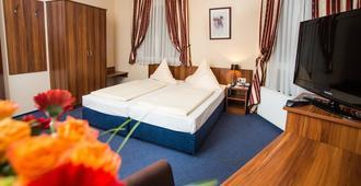 Hotel Mondial Comfort - פרנקפורט אם מיין - חדר שינה