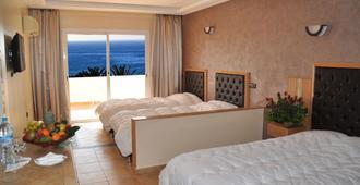 ホテル アルモガール ガーデン ビーチ - アガディール - 寝室