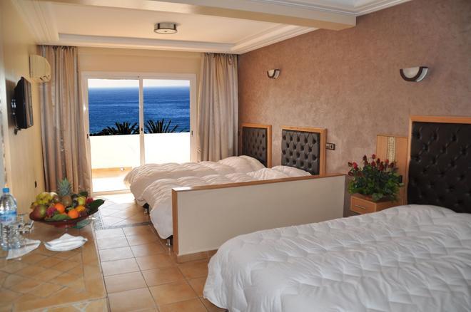 阿爾莫加爾花園海灘酒店 - 阿加迪爾 - 臥室