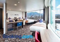 Hotel Mystays Sapporo Nakajima Park - Sapporo - Bedroom