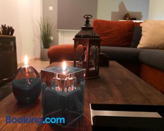 Luxury Home - Spata - Living room