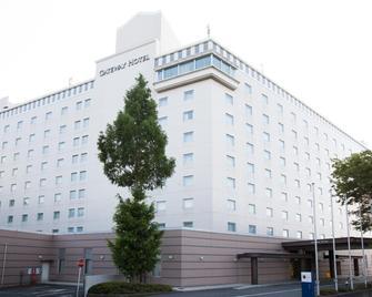 Narita Gateway Hotel - Narita - Building