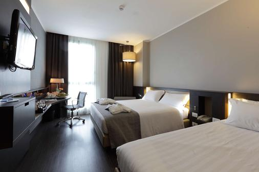 Best Western Premier CHC Airport - Genoa - Phòng ngủ