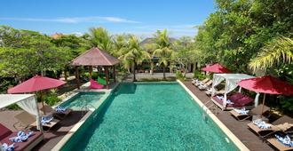 Lumbini Luxury Villas and Spa - South Kuta - Pool