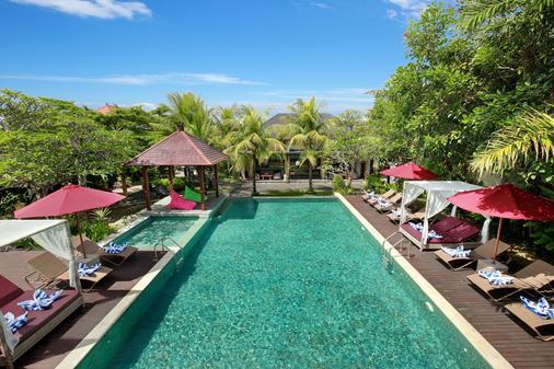Lumbini Luxury Villas and Spa - South Kuta - Pool