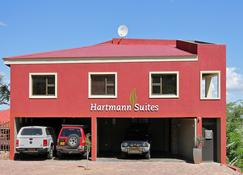 Hartmann Suites - Windhoek - Edificio