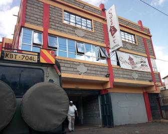 Sweet Hut Hotel - Nyeri - Building