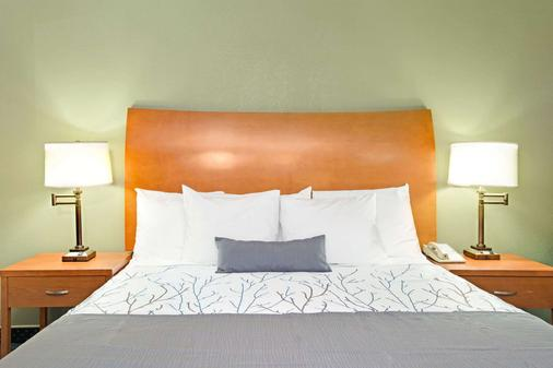Days Inn by Wyndham San Jose Convention Center - San José - Bedroom