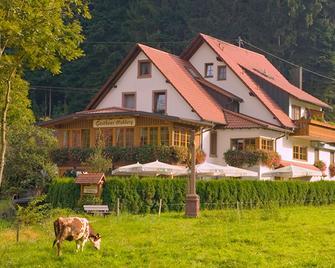 Gasthaus - Pension Hohberg - Durbach - Gebouw